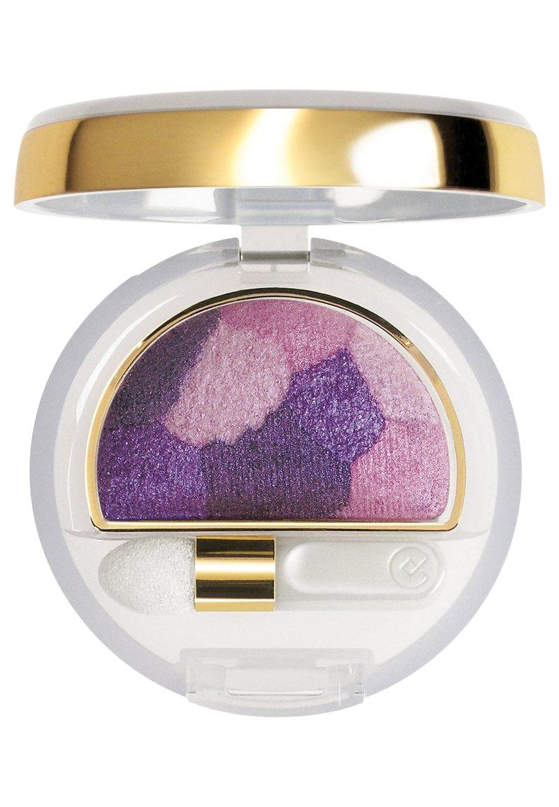 Collistar - DOUBLE EFFECT EYESHADOW WET&DRY - Eye shadow - n.16 purple patchwork