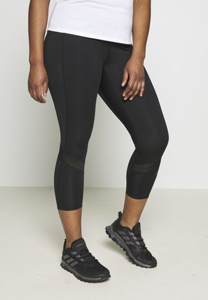HOW WE DO TIGHT - Leggings - black