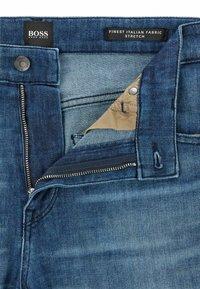 BOSS - Straight leg jeans - blue - 5
