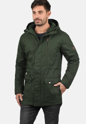 WINTERJACKE BELLO LONG - Winter jacket - climb ivy
