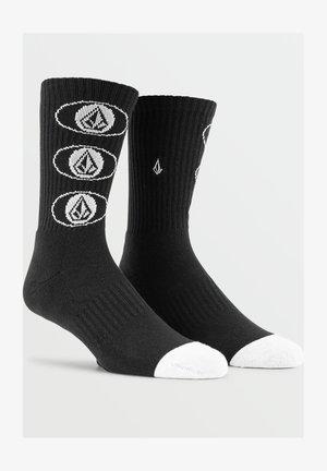 VIBES SOCKS - Socks - black