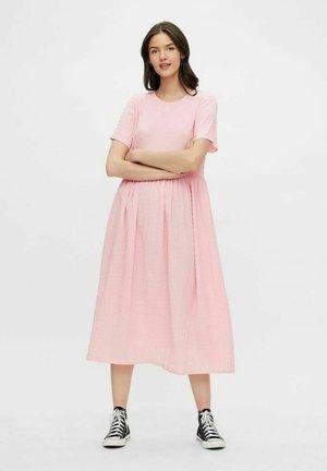 Vestito di maglina - candy pink