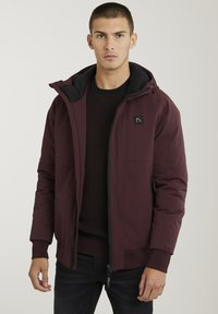 CHASIN' - Winter jacket - red - 2
