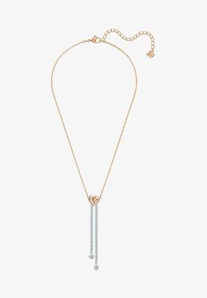 Halskette - bicolor