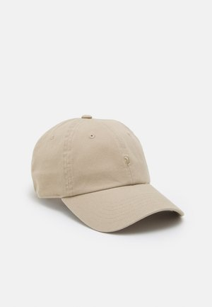 GROUND UNISEX - Cap - true beige