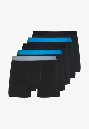 5 PACK - Culotte - black/multicoloured