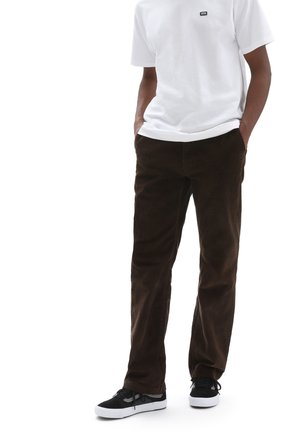 MN AUTHENTIC RELAXED - Trousers - demitasse