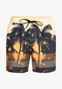 Quiksilver - Swimming shorts - orange pop - 4