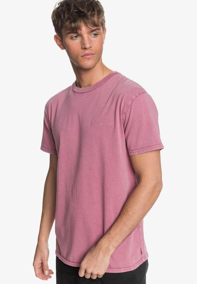ACID SUN - Basic T-shirt - heather rose