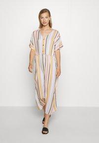 Nümph - LALANGE DRESS - Shirt dress - multi-coloured - 0