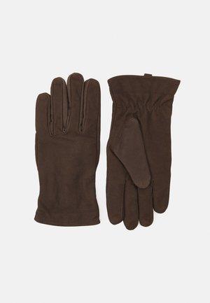 SLHRICHARD GLOVES - Handschoenen - dark grey