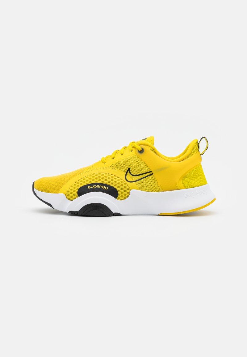 Nike Performance - SUPERREP GO 2 - Gym- & träningskor - bright citron/black/white