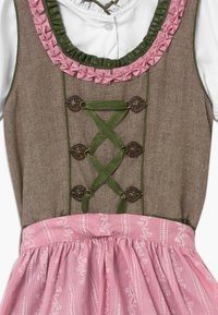 happy girls - Dirndl - rosa - 4