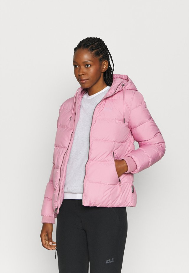 CRYSTAL PALACE JACKET - Gewatteerde jas - dusty pink