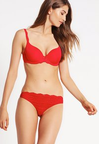 LingaDore - DAILY BRA - Bügel BH - red - 1