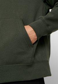 Nike Sportswear - CLUB HOODIE - Zip-up sweatshirt - sequoia - 5