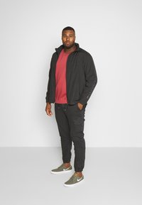 Urban Classics - TACTICAL LIGHT JACKET - Windbreaker - black - 1