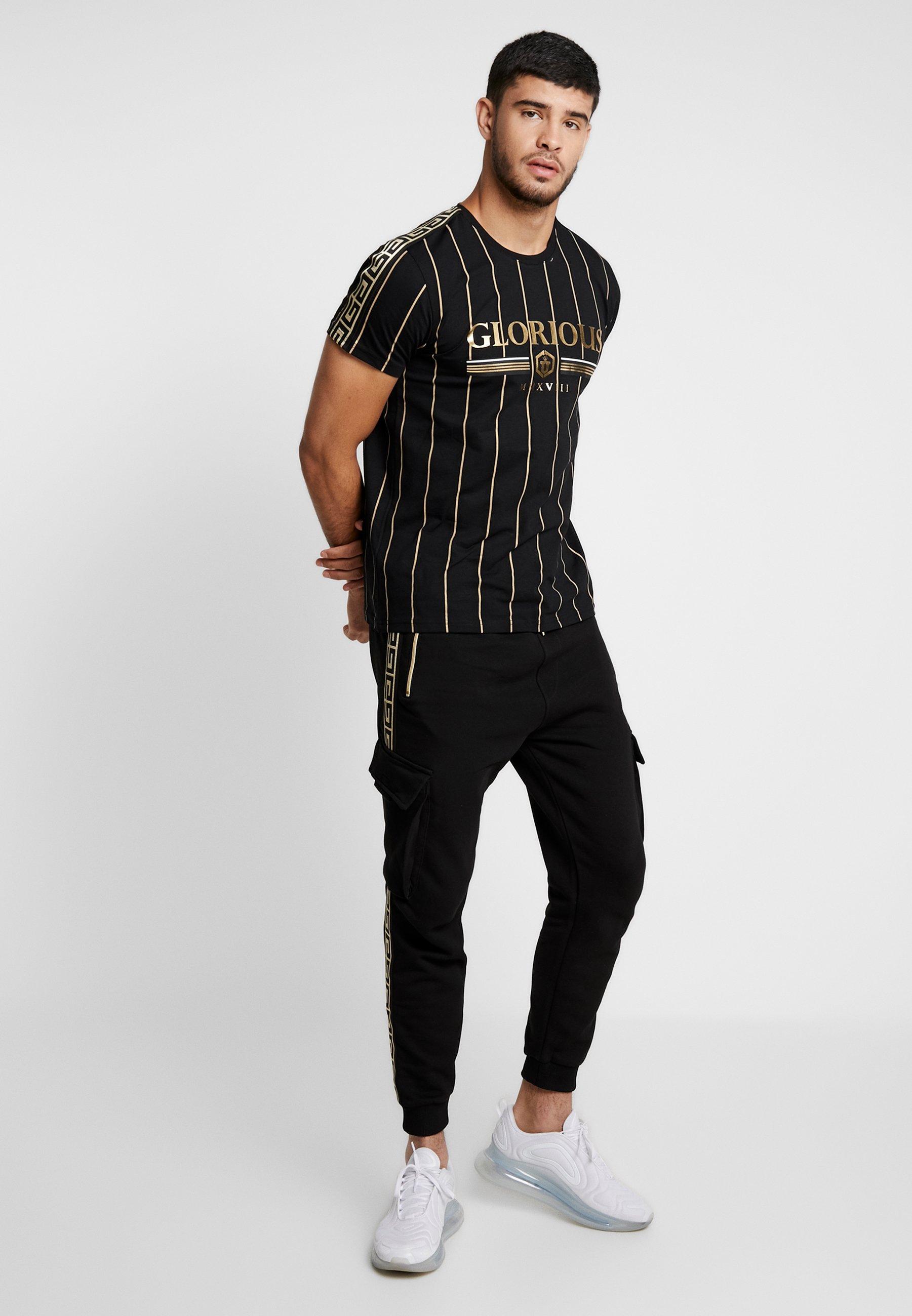 Glorious Gangsta Alpha Jogger - Joggebukse Black