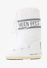 Snowboots  - weiß