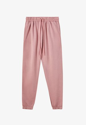 Pantalon de survêtement - mottled pink