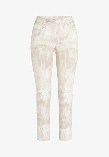 PARLA - Jeans Skinny Fit - sand batic