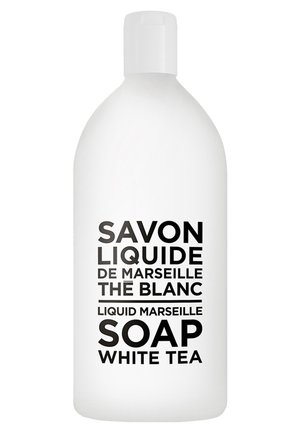 LIQUID MARSEILLE SOAP - Liquid soap - white tea