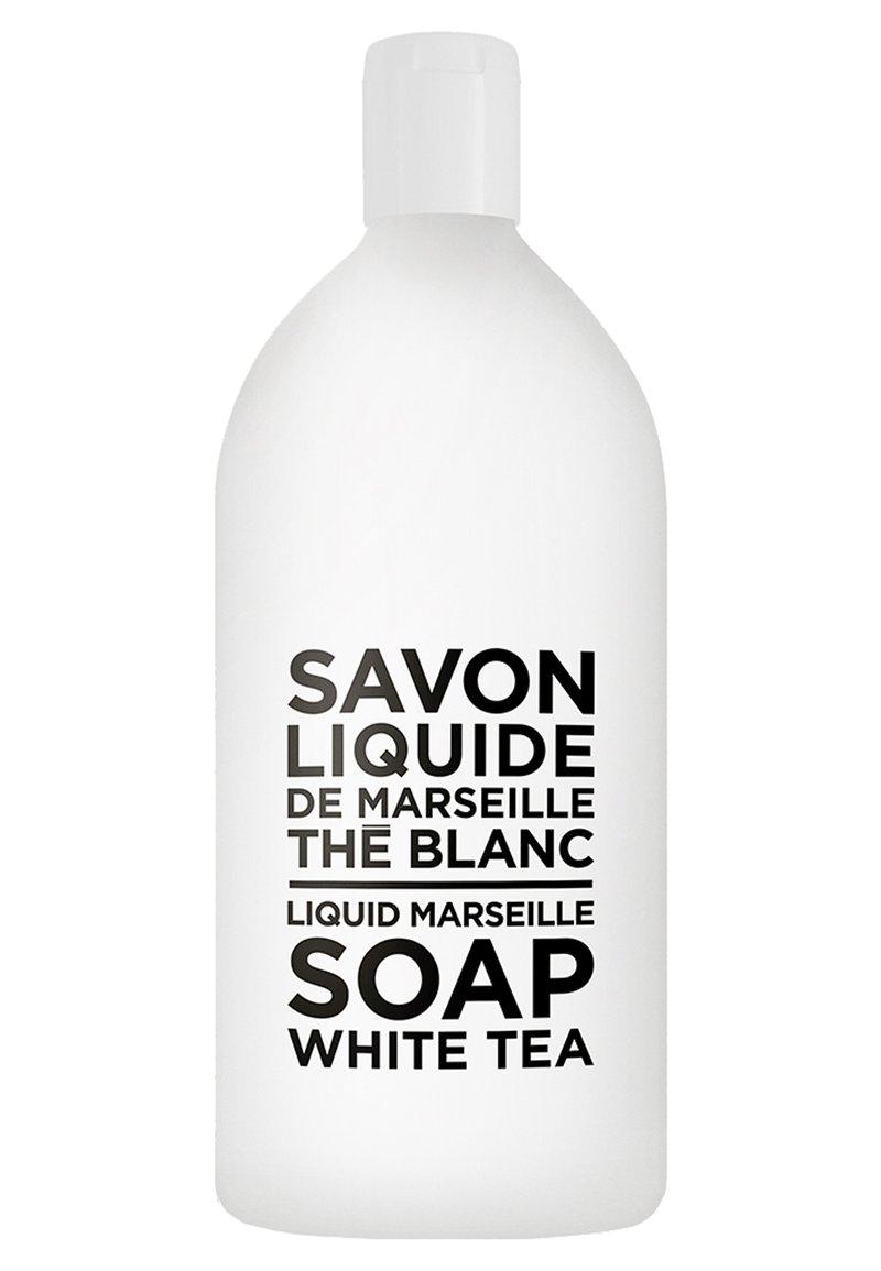 Compagnie de Provence - LIQUID MARSEILLE SOAP - Liquid soap - white tea