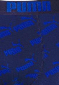 Puma - MEN 2 PACK - Culotte - blue - 4