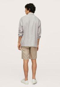 Mango - MEXICO - Shirt - gris claro/pastel - 3