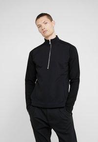 Folk - TECH FUNNEL - Sweatshirt - black - 0