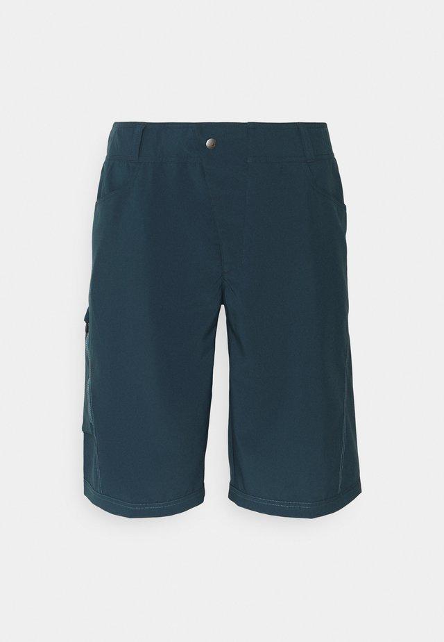 MENS LEDRO - Outdoor Shorts - steelblue