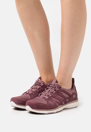 GRATITUDE - Sneakers laag - plum