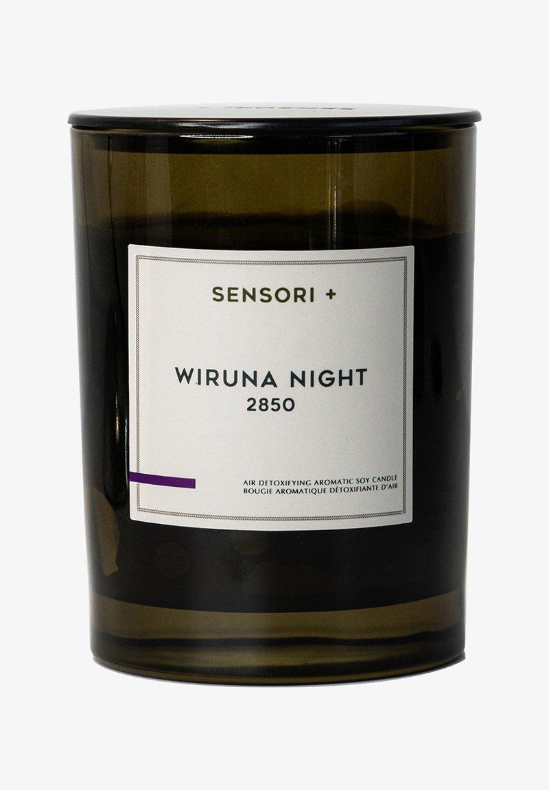 SENSORI+ - WIRUNA NIGHT 2850 - Scented candle - -