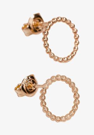 Earrings - rosegold