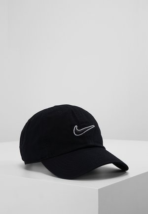 WASH UNISEX - Cap - black
