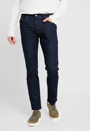 NEVADA - Straight leg jeans - raw denim