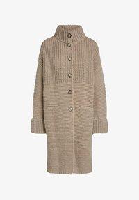 SET - Classic coat - taupe - 4