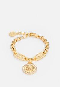 Versace - BRACELET PENDANT - Bracelet - bianco/oro - 0