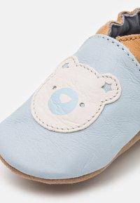 Robeez - DOUDOU FOREVER - First shoes - bleu clair - 5
