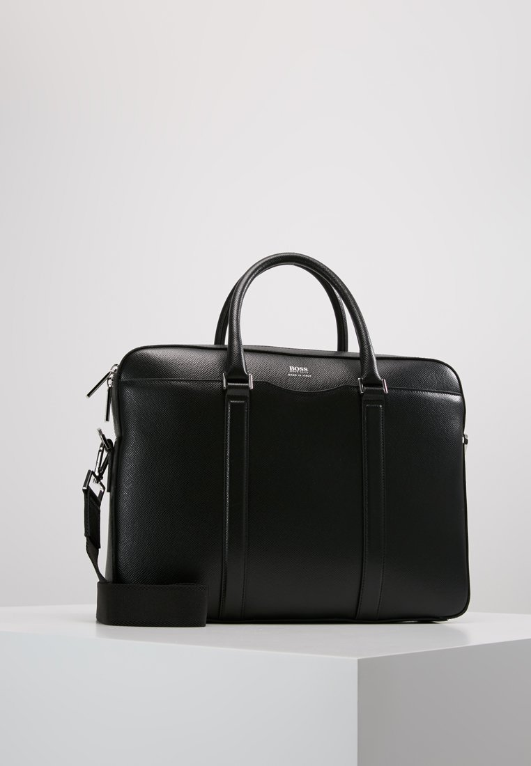 BOSS - SIGNATURE DOC - Briefcase - black
