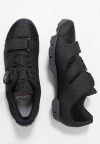 Giro - CYLINDER - Cycling shoes - black - 1