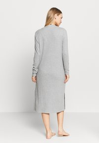 Cotton On Body - SUPERSOFT CARDIGAN - Gilet - grey marle - 3
