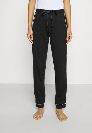 Pyjamasbukse - black