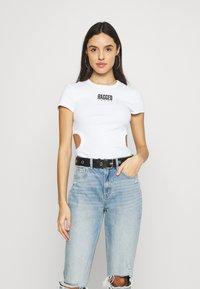 The Ragged Priest - CLOUT TEE - Print T-shirt - white - 0