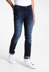 Zalando Essentials - Slim fit jeans - dark blue - 0