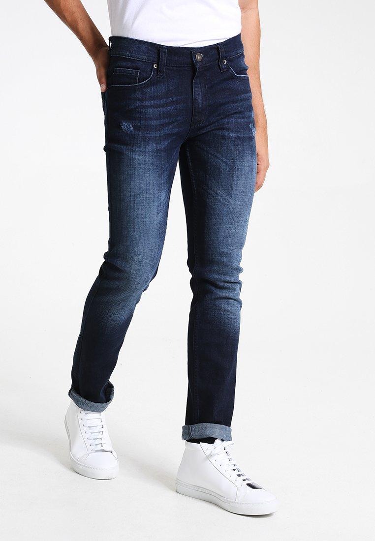 Zalando Essentials - Slim fit jeans - dark blue