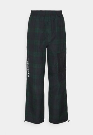 TROUSERS TRACK PANT - Pantaloni sportivi - green