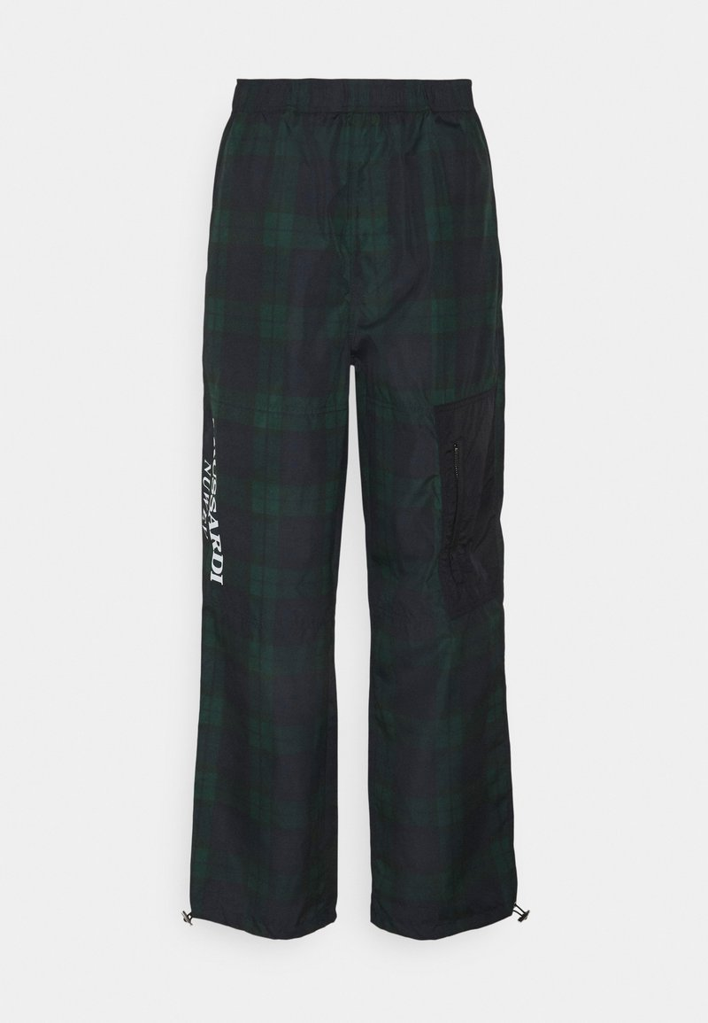 Trussardi - TROUSERS TRACK PANT - Tracksuit bottoms - green