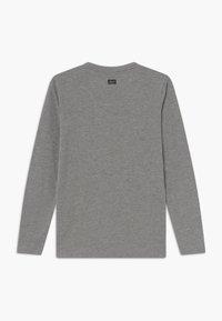 Petrol Industries - Long sleeved top - light grey - 1