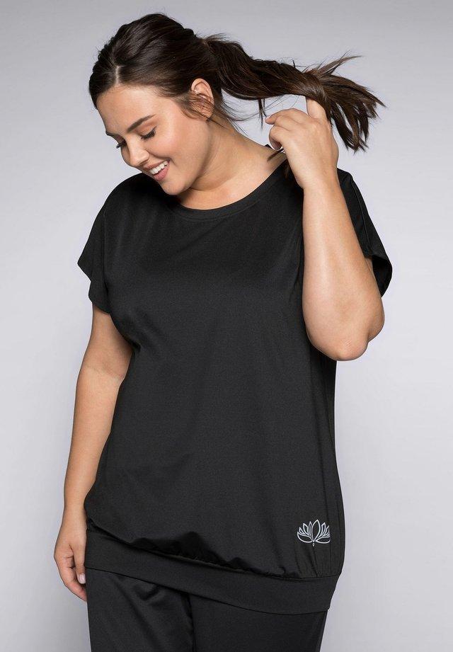 Sportshirt - schwarz